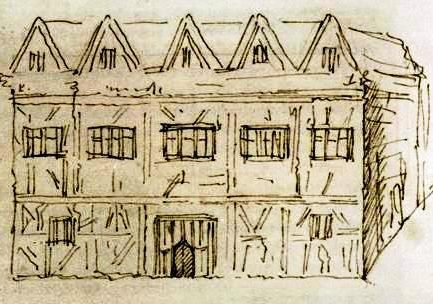 Why did Shakespeare buy New Place in 1597?