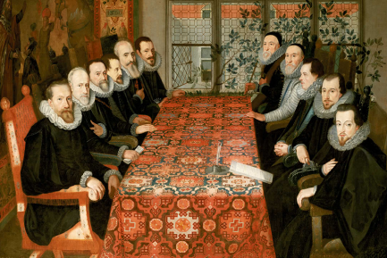 Did Shakespeare meet the Spanish embassy of 1604?