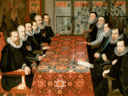 Why was Shakespeare's father brought to court in 1556?