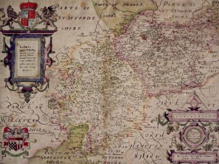 Did Shakespeare see Elizabeth I during her summer progress through Warwickshire in 1575?