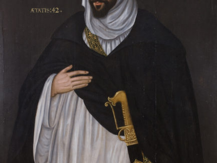 Was this man the inspiration for Othello?