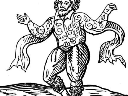 Did Shakespeare dramatize his father in Much Ado About Nothing?